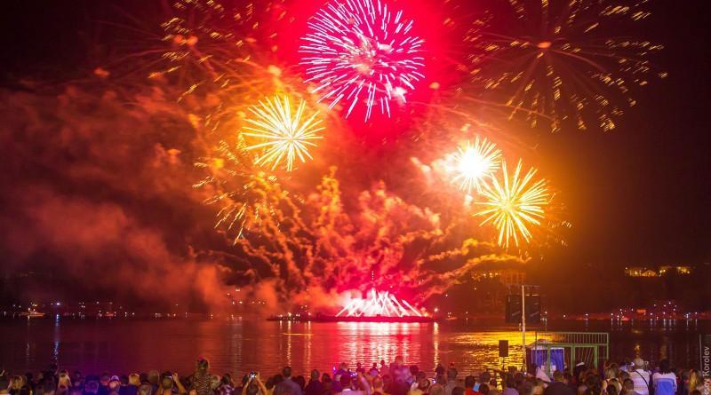 Международный фестиваль фейерверков в Костроме 2017: дата, время и место проведения, состав участников