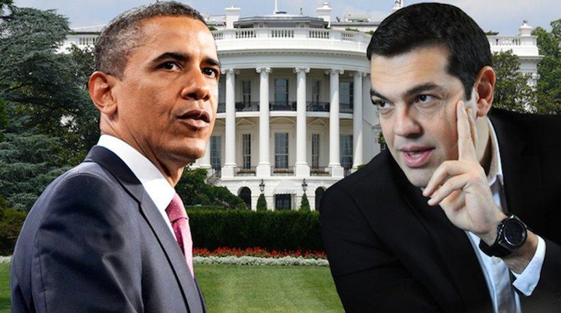 Ципрас и Обама