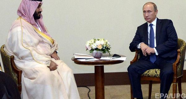 Владимир Путин посетит Саудовскую Аравию – сообщили в Кремле
