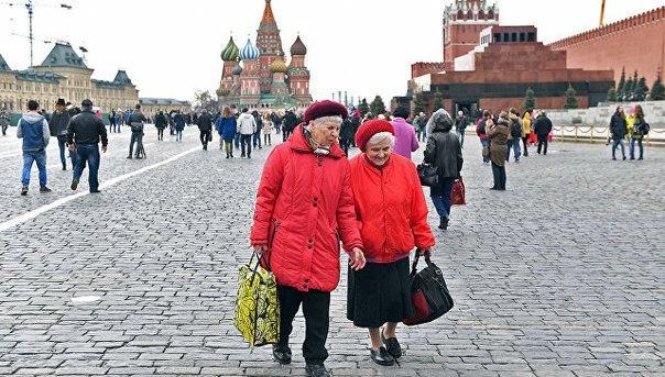 Московский стандарт благополучия пенсионеров предложил ввести мэр столицы Собянин