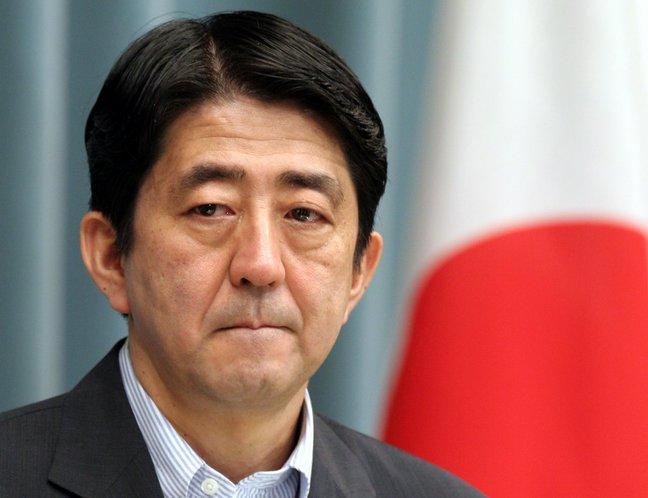 Абэ делает Обаме последнее одолжение