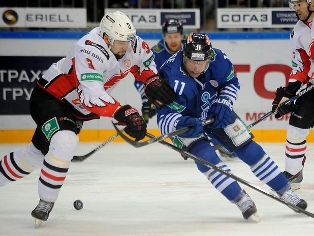 «АкБарс» сыграет вполуфинале плей-офф с«Авангардом»