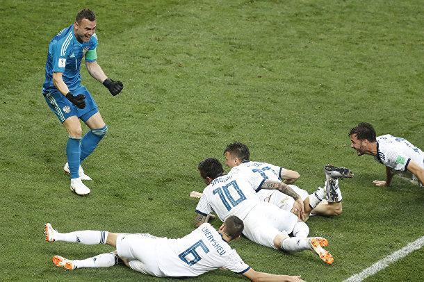 Два футболиста ушли из сборной России