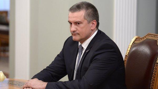 Аксенов назвал «чушью» антироссийские планы Киева