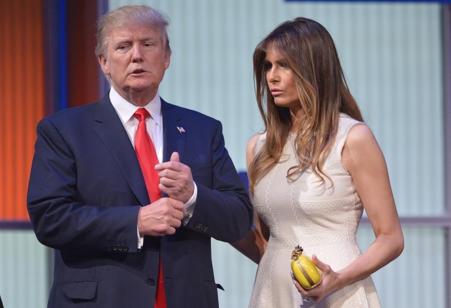 Трамп назвал свою жену другим именем