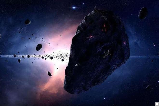 Судный астероид ТС4 2012 грозится устроить «космический Апокалипсис» 12 октября 2017 года