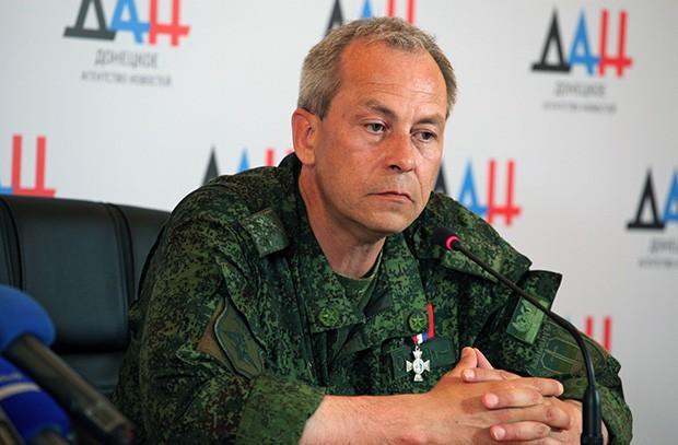 Басурин раскрыл, зачем Киеву Донбасс