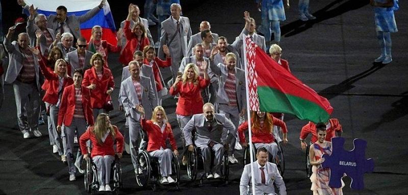 Белоруссия объяснила свой поступок с российским флагом на Паралимпиаде в Рио