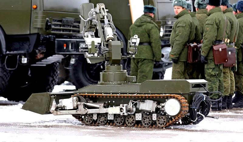 В России появится беспилотник с необычными функциями: военные смогут носить его в кармане