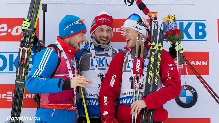 Норвегия осудила США и Чехию за бойкот российского этапа Кубка мира по биатлону
