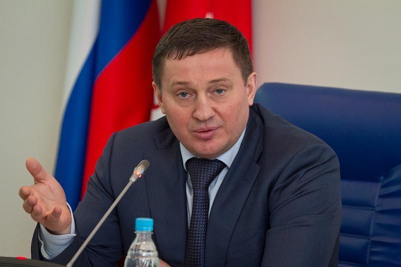 Губернатор Волгоградской области провёл заседание по проблемам дольщиков