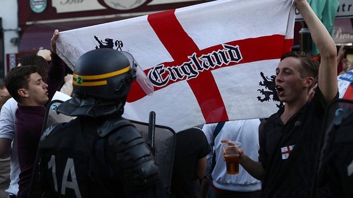 Британские ученые связали домашнее насилие с матчами сборной Англии