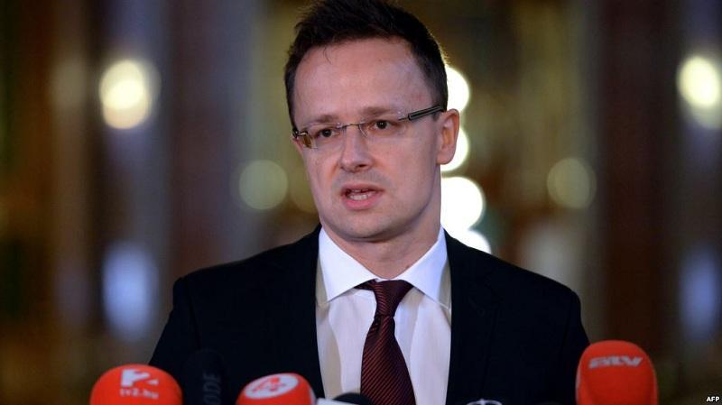 МИД Венгрии ждет отУкраины отмены закона обобразовании