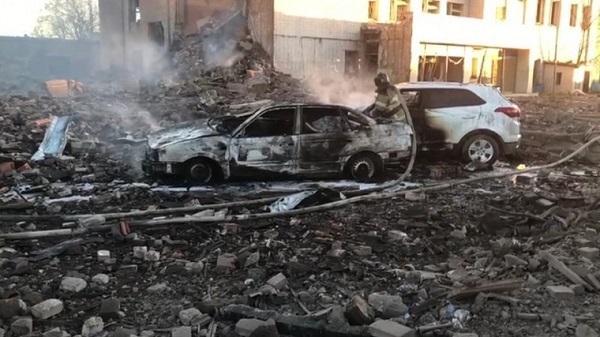 Источник: трое погибших при взрыве на заводе в Гатчине были иностранцами