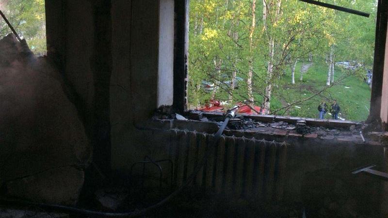 Взрыв газа произошел впятиэтажке вХабаровском крае, хозяин квартиры умер
