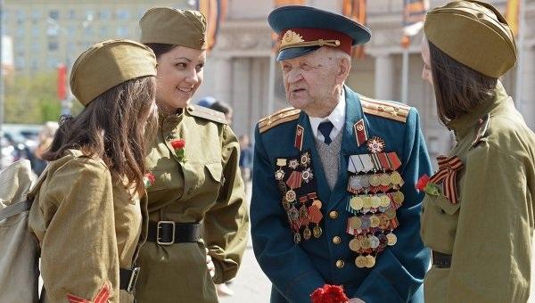 В Таганроге устроят праздник для ветеранов ВОВ