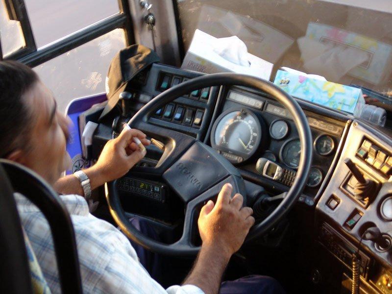 ростовчанин предложил ввести видеоконтроль в маршрутках