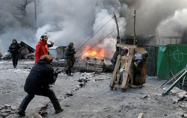 Новый виток войны в Донбассе