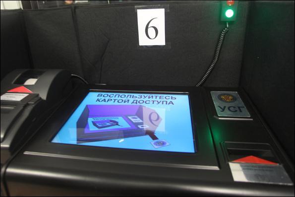 В Ростовской области во время выборов впервые опробуют электронные урны