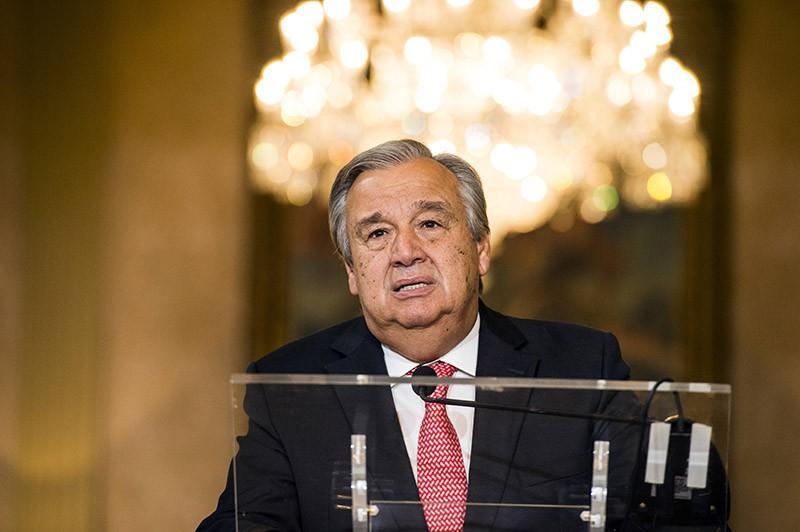 Новый генсек ООН возложил на Россию и США ответственность за судьбу всего мира