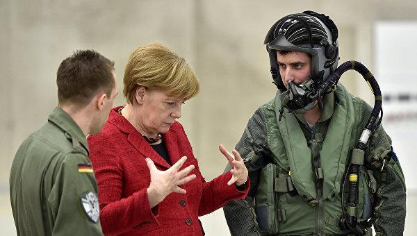 Германия получила неутешительные новости из Турции о смертельной угрозе для немецких летчиков