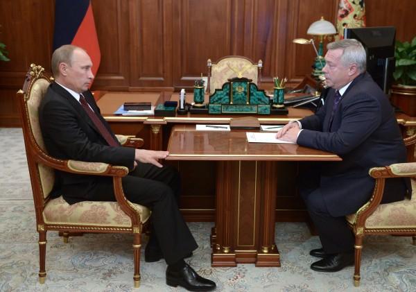 Василий Голубев вошел в состав президиума Госсовета России