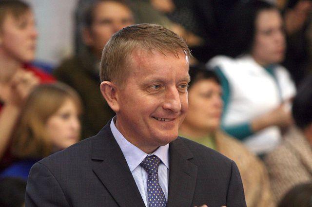 Сергей Горбань станет учителем гимназии № 19