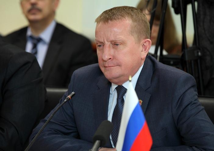 Горбань предложил профессору из Великобритании место чиновника в Ростовской администрации