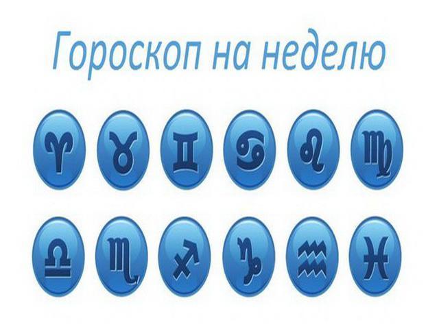 Гороскоп на неделю с 5 по 11 июня 2017 года для всех знаков Зодиака