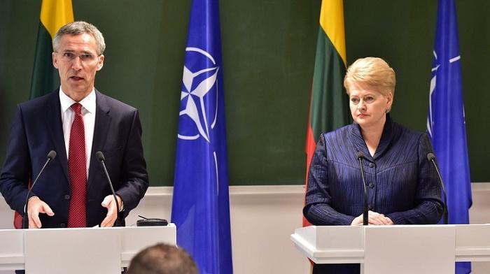 Литва рассказала НАТО о том, что Путин уже напал на Прибалтику