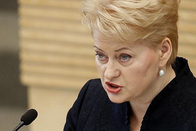 Заражённые пельмени заставили президента Литвы выступить против коррупции и кумовства