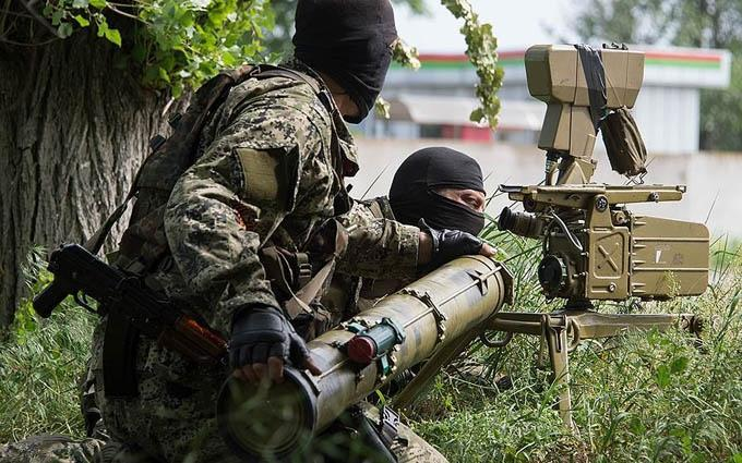 Четверо украинских силовиков погибли в пятичасовом бою в Донбассе