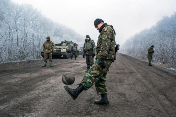 Россия вмешалась в конфликт на востоке Украины