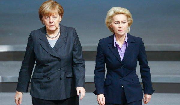 Минобороны ФРГ: Евросоюз не станет конкурировать с НАТО