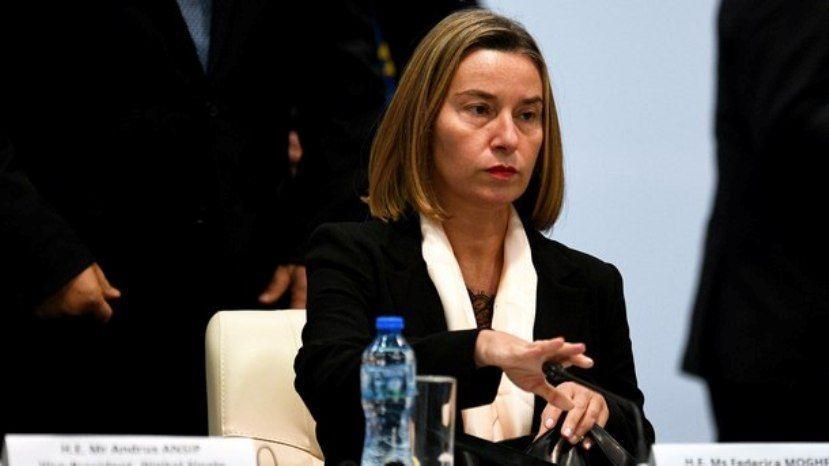 Главы МИД ЕС посчитали удар по Сирии допустимой мерой