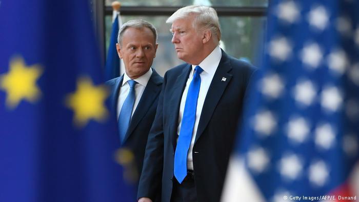 «Спасибо США, иллюзий больше нет»: ЕС выдвинул Трампу ультиматум в ответ на антиевропейское решение
