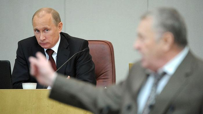 Судьбоносное предсказание Жириновского после выборов президента РФ 2018