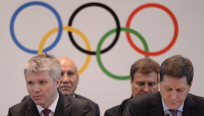 Стало известно о первом признании Россией создания допинг-системы