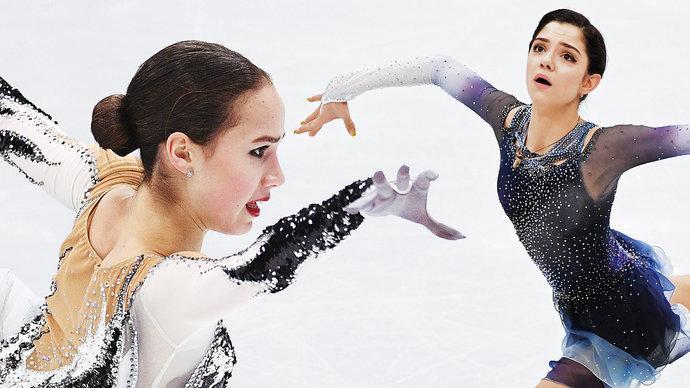 Загитова побила мировой рекорд