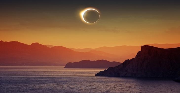 Где 11 августа можно увидеть солнечное затмение