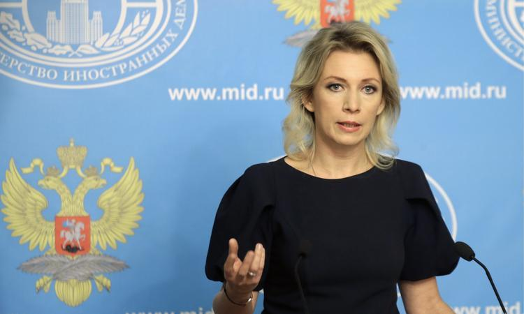 Захарова сделала резкое заявление в адрес Киева