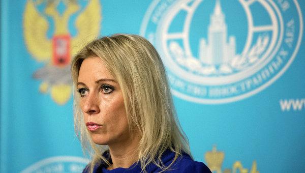 США проигнорировали требование Москвы по Сирии: Захарова напомнила о последствиях