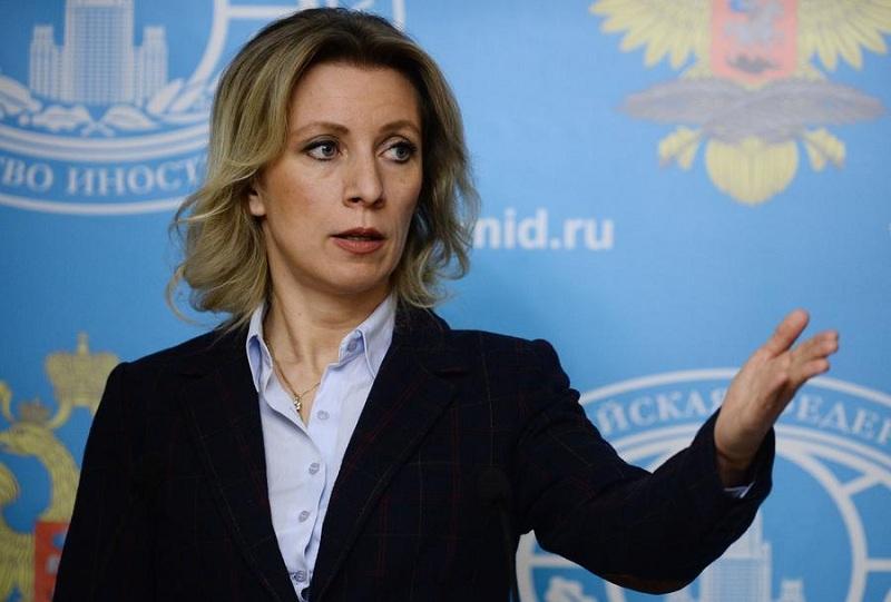 Захарова раскрыла правду о пророссийском кандидате на выборах США