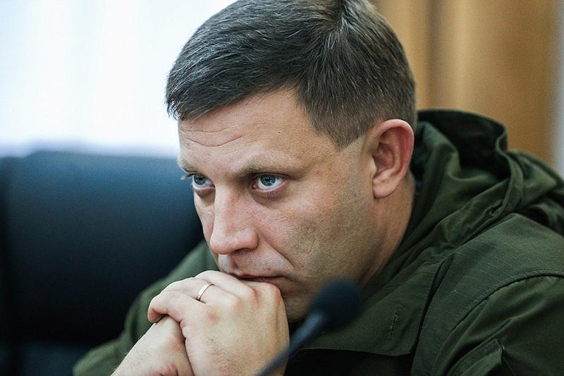 Захарченко рассказал о действиях ВСУ в пасхальную ночь