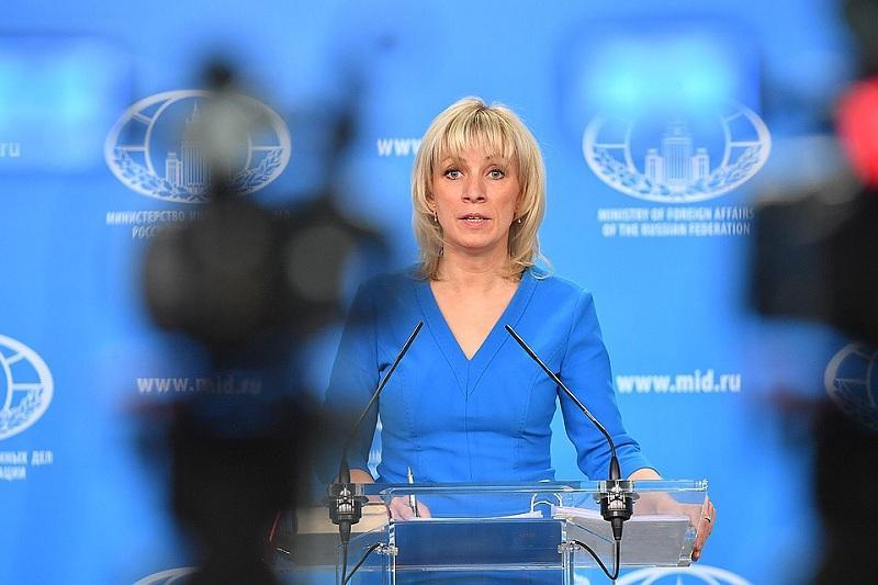 Захарова раскрыла, как США повлияли на обострение ситуации в Донбассе