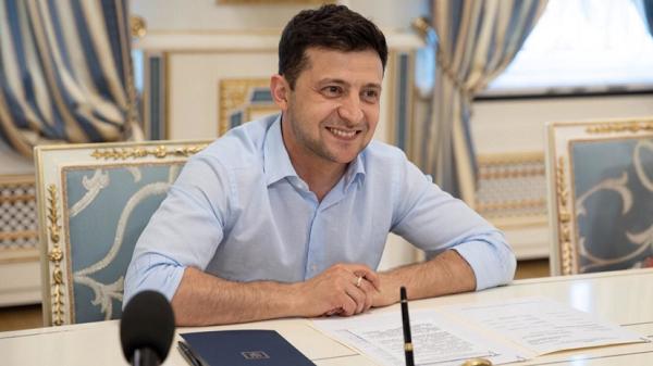 Зеленский пообещал сделать из Украины «базу для покорения мира»
