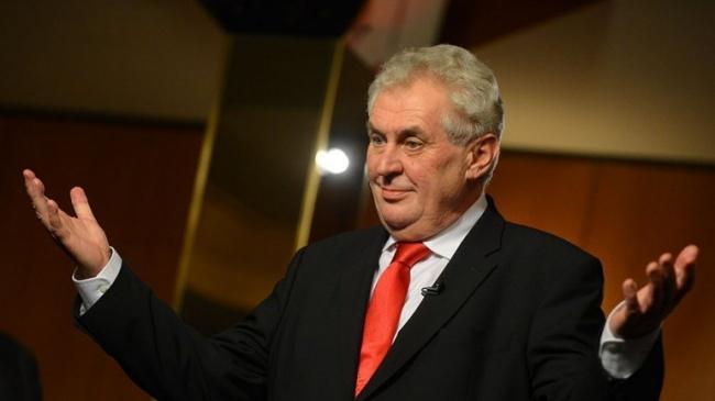 Чешский президент развалил версию Лондона «по делу Скрипалей»