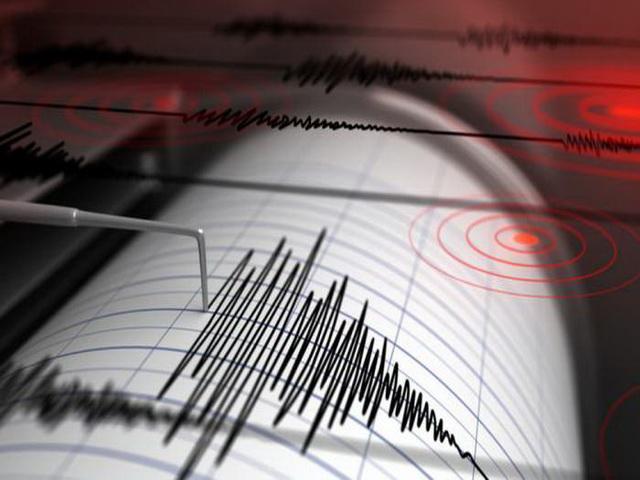 Мощное землетрясение произошло на Алтае