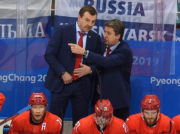 Хоккей, финал 25 февраля, Россия - Германия