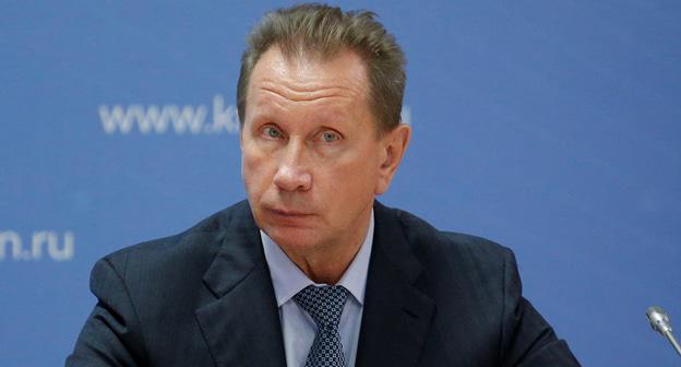 Глава Росгвардии Виктор Золотов пригласил всех, кто сомневается в его мужестве, съездить с ним на Северный Кавказ
